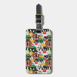 LOONEY TUNES™ Emoji Pattern Bag Tag