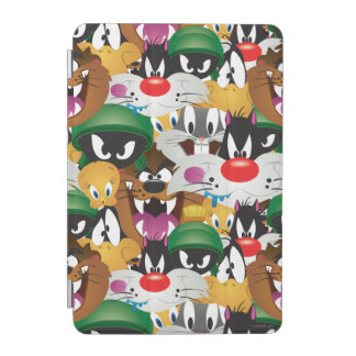 LOONEY TUNES™ Emoji Pattern iPad Mini Cover