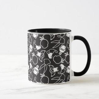 LOONEY TUNES™ Head Outlines Pattern Mug