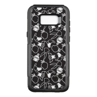 LOONEY TUNES™ Head Outlines Pattern OtterBox Commuter Samsung Galaxy S8+ Case