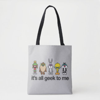 LOONEY TUNES™ Nerds - All Geek Tote Bag