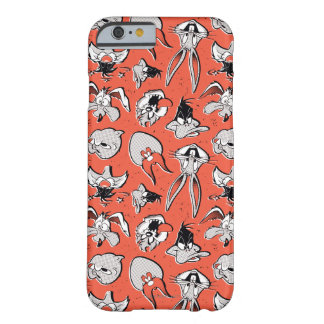 LOONEY TUNES™ Retro Halftone Pattern Barely There iPhone 6 Case