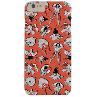 LOONEY TUNES™ Retro Halftone Pattern Barely There iPhone 6 Plus Case