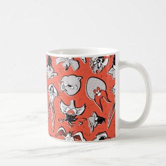 LOONEY TUNES™ Retro Halftone Pattern Coffee Mug