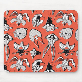 LOONEY TUNES™ Retro Halftone Pattern Mouse Pad