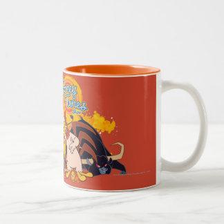 Looney Tunes Show Cast Logo Mug