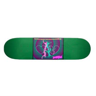 LooneySkullRUD: Lovely-Skull 20.6 Cm Skateboard Deck