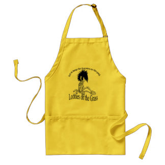 Loonies on the Grill Standard Apron