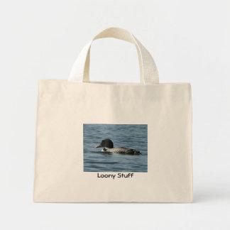 Loony Stuff Tote Bag