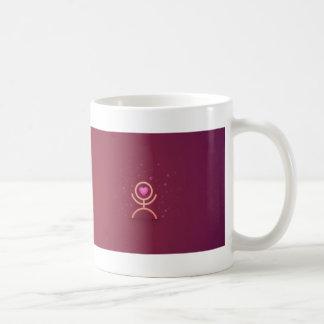 Looove Basic White Mug