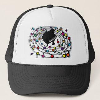 Loop_the_Loop Trucker Hat