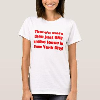Loose Bronx Zoo Egyptian Cobra T-Shirt