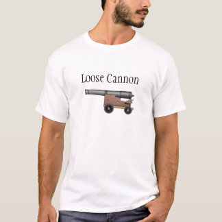 Loose Cannon T-shirt