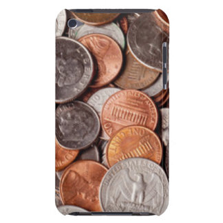 Loose Change Barely There iPod Covers