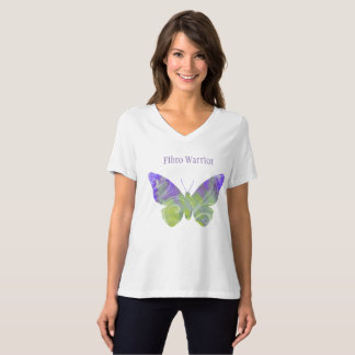 Loose Fit Fibro Warrior TShirt