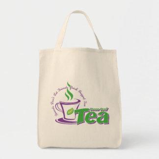 Loose Leaf Tea Canvas Bags