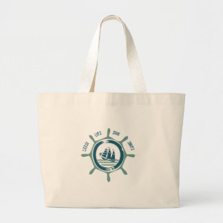 Loose Lips Sink Ships Canvas Bags