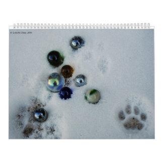 Loosing Q's Marbles II Calendars