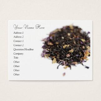 Loosleaf Tea Business Card