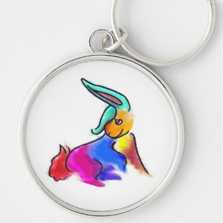 lop bunny keychains