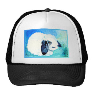 Lop Eared Bunny Mesh Hats