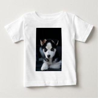 Lop Eared Siberian Husky Sled Dog Puppy Tee Shirts