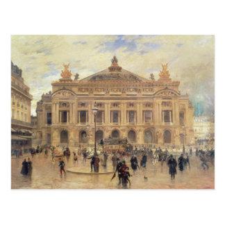 L'Opera, Paris Postcard