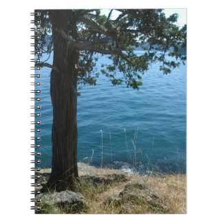 Lopez Island Ferry Landing Note Book