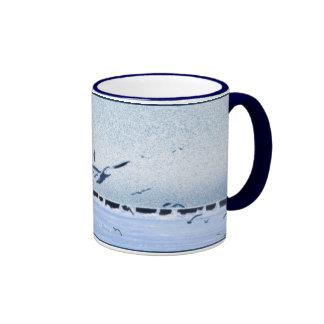 Lorain Lighthouse Mugs