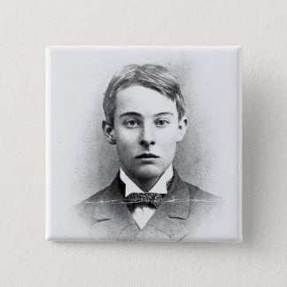 Lord Alfred Douglas 15 Cm Square Badge