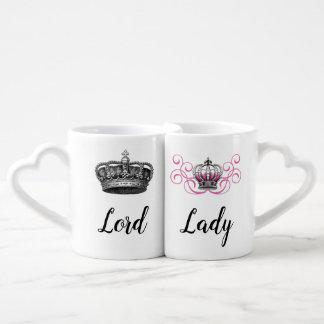 Lord and Lady Mugs