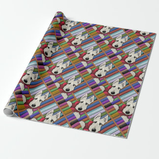 Lord Barkley Scottish Terrier Wrapping Paper