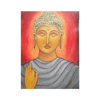 Lord Buddha Canvas Print
