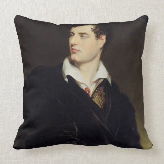 Lord Byron after a Portrait painted by Thomas Phil Cushion