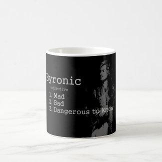 Lord Byron - 'Byronic' Mug
