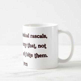 Lord Byron Quote Coffee Mug