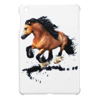 Lord Creedence Gypsy Vanner Horse Case For The iPad Mini