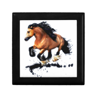 Lord Creedence Gypsy Vanner Horse Gift Box