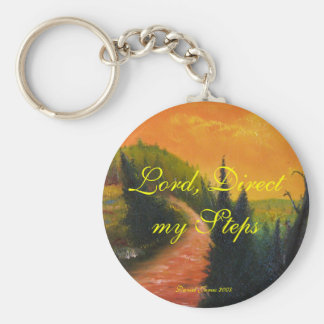 Lord Direct my Steps Keychain