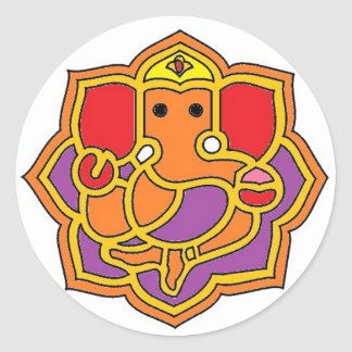 Lord Ganesha Stickers