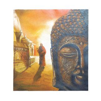 Lord Gautama Buddha Notepad