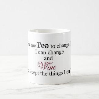 Lord, give me tea.......Mug Coffee Mug