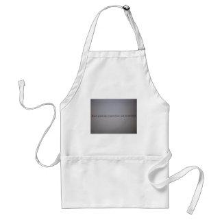 lord grant me standard apron
