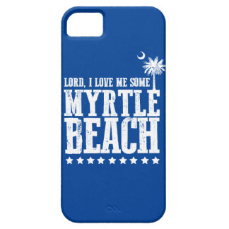 Lord, I Love Me Some Myrtle Beach iPhone 5 Cases