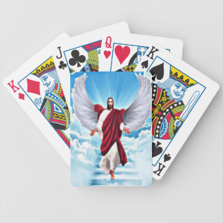 Lord In Heaven Bicycle Playing Cards