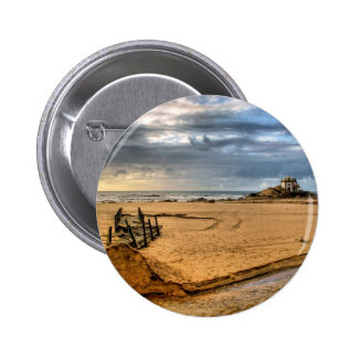 Lord of Stone in Miramar Pinback Buttons
