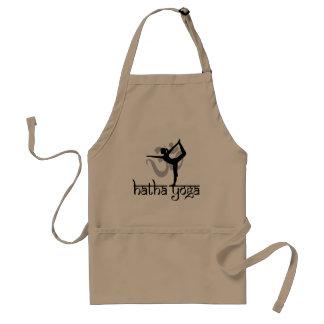 Lord Of The Dance Pose Hatha Yoga Apron