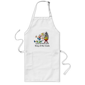 Lord of the Grill Apron