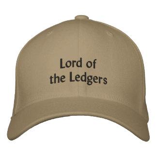 Lord of the Ledgers - CFO Nickname Baseball Cap
