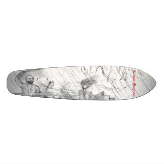 Lord of the Storm 21.6 Cm Skateboard Deck